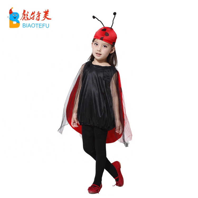 baby boys girls insects ladybird cosplay fancy dress costume