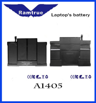 "Original A1377 Laptop Battery for Apple Macbook Air 13"" , for A1405 apple laptop battery"