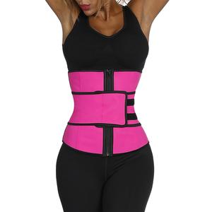 641f935449f Slimming Waist Belly Burner Body Shaper Trimmer Private Label Women Waist  Trainer Corset