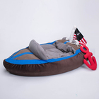 Pet Accessories Boat Shape Soft Comfortable Pet Beds For Dogs Cats