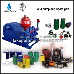 1000 HP API F-1000 triplex drilling Mud Pump and mud pump spare part