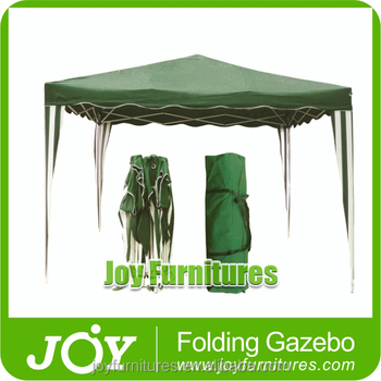 Pop Up Gazebo 3m X 3m Without Sides Folding Garden Marquee Tent