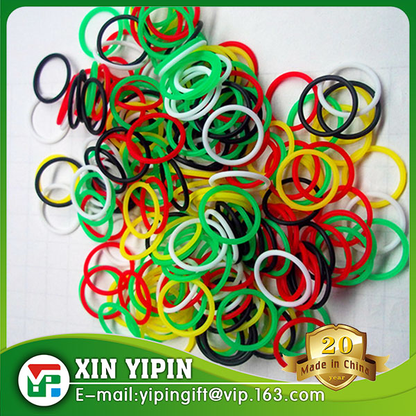 Cheap Candy Colorful Loom Rubber Bands Creative DIY Rubber Band Bracelets Toys for Kids