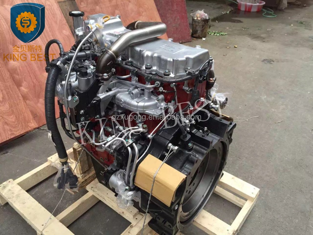 J05E engine assy for HINO SK200/250-8 SK 200LC-8