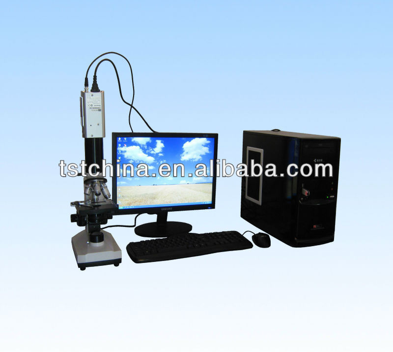 Fiber Fineness Analysis System Tester