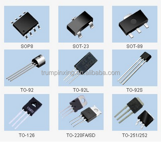 Globle Electronic Components Distribution Transistor S9018
