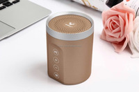 2016 Newest Mini Bluetooth Speaker DS-7606 with TouchKeys,high quality bluetooth speaker mini bluetooth music player,whole sale