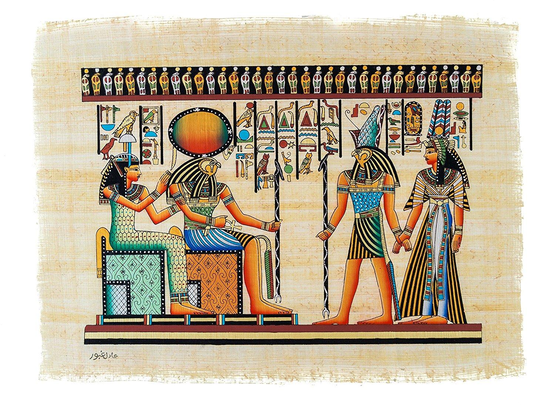 Папирус картинки египет значение