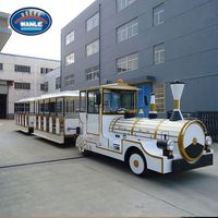 Mini shuttle train for children game outdoor amusement park ride kids climb a mountain car machinery games for sale