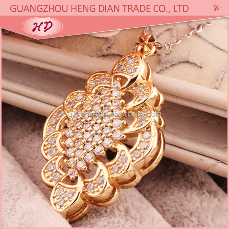 18k different types of simple dubai small gold plated druzy charm ...