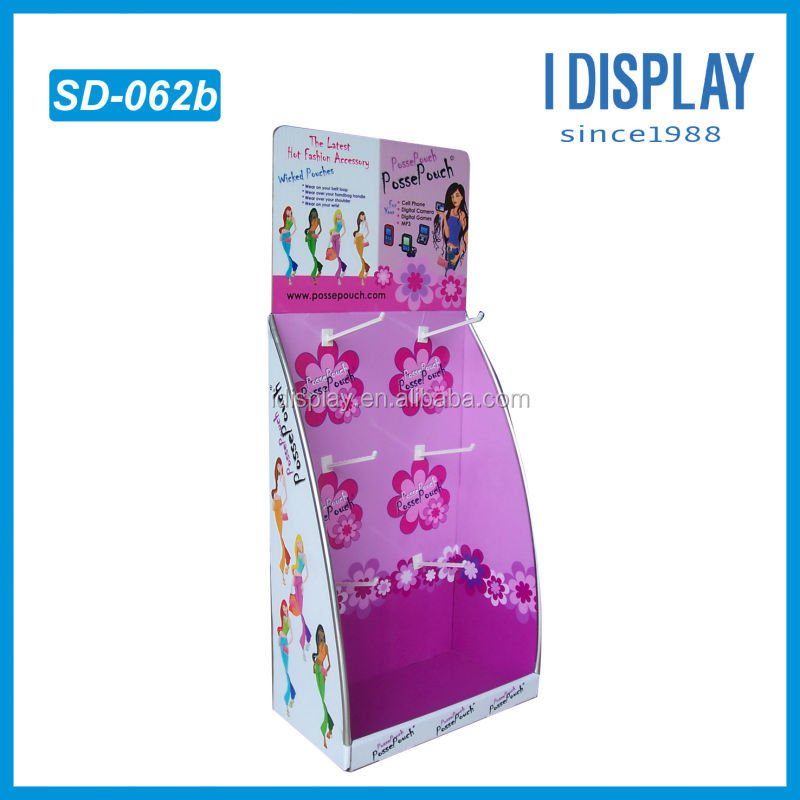 Cardboard Display For Hair Accessory,Hair Accessories Display ...
