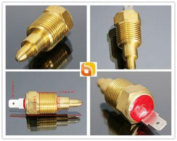 New 200 185 Degree Electric Radiator Engine Fan Thermostat Kit Temp Sensor Temperature Switch 60