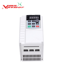 Vmaxpower Digital display 5.5KW 7.5HP 3 phase solar pump inverter with mppt and vfd