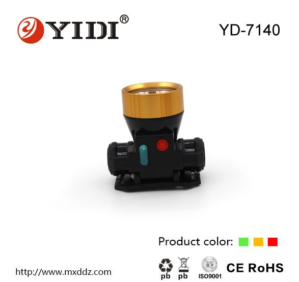 Yd-7140 10w Aluminum Alloy Waterproof High Quality Rechargeable ...