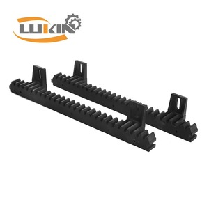 automatic sliding gate flexible plastic gear racks