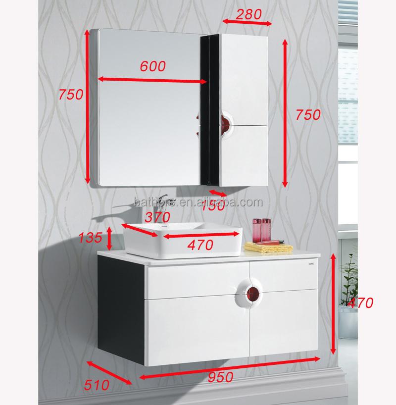lgant style occidental dessus du comptoir carr miroir meuble vasque en bois vanit salle de bain - Dessus De Comptoir Salle De Bain