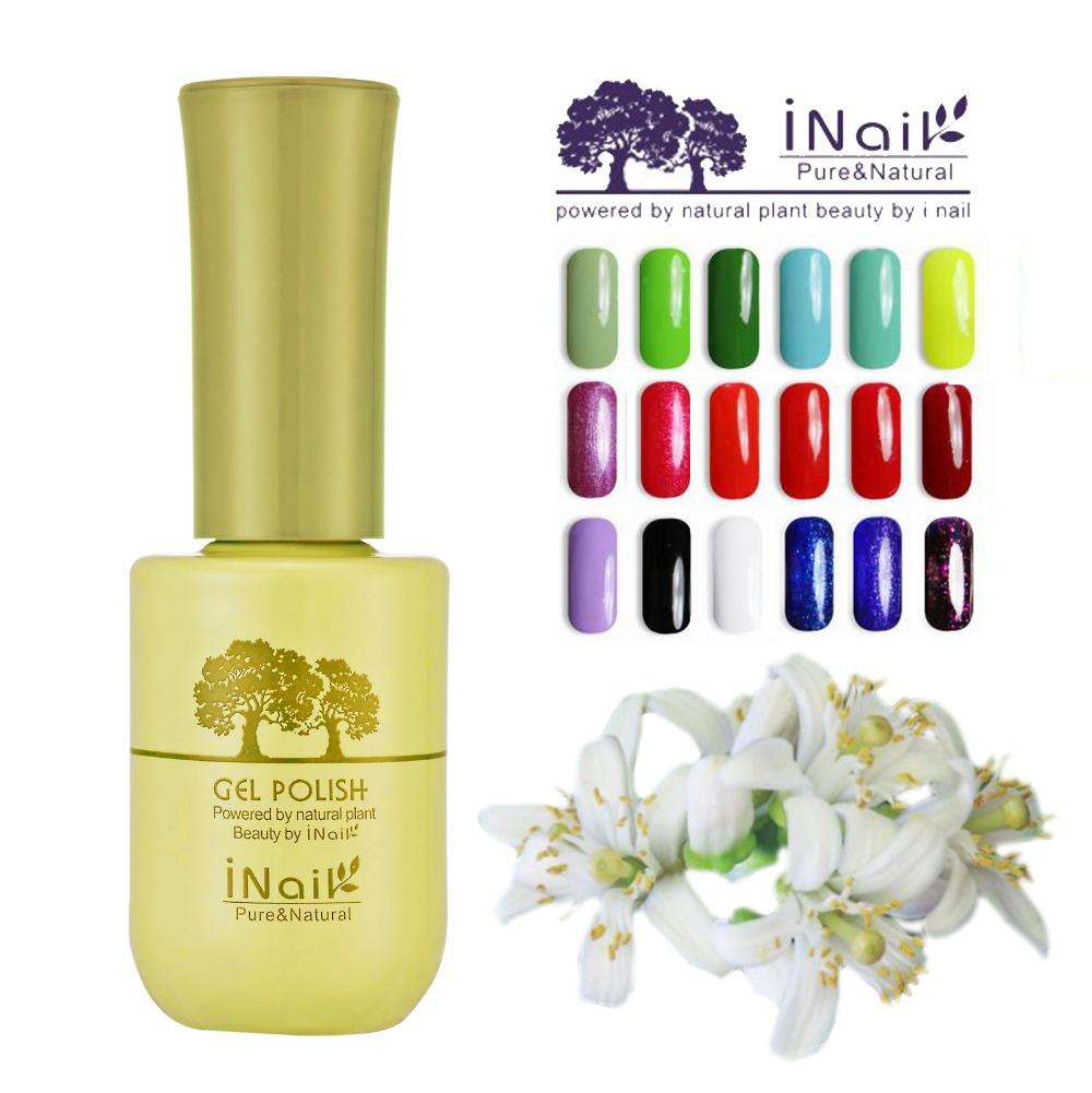 12pcs free shipping Inail Neroli Aroma UV LED Gel Nail polish 15ml 78 fascinating colors to