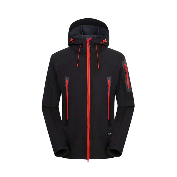 Cool Heren Ski Jassen Softshell Waterdichte Outdoor Winter Kleding