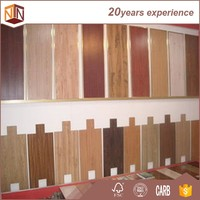 New Style AC4 German Technology 12mm HDF laminated flooring