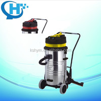 80L stainless steel wet and dry Vacuum