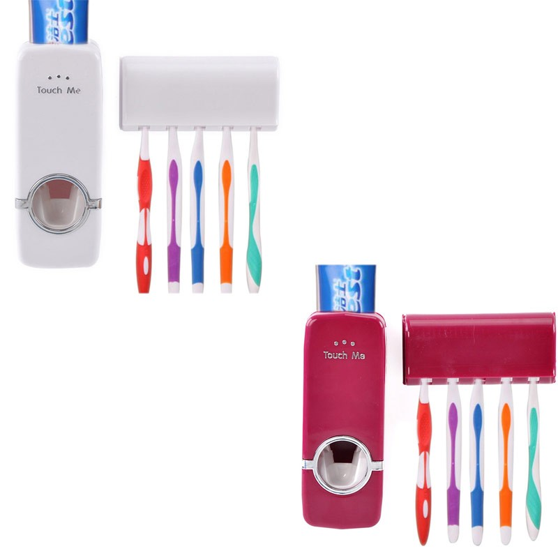 factory wholesale automatic toothpaste dispenser buy automatic toothpaste dispenser toothpaste. Black Bedroom Furniture Sets. Home Design Ideas