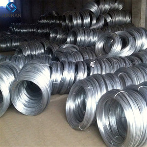 Alibaba supplier China factory 16 gauge galvanized binding wire