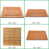 bathroom shower mats bamboo