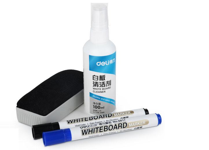 Eccellente qualità whiteboard marker pen cleaner combinazione