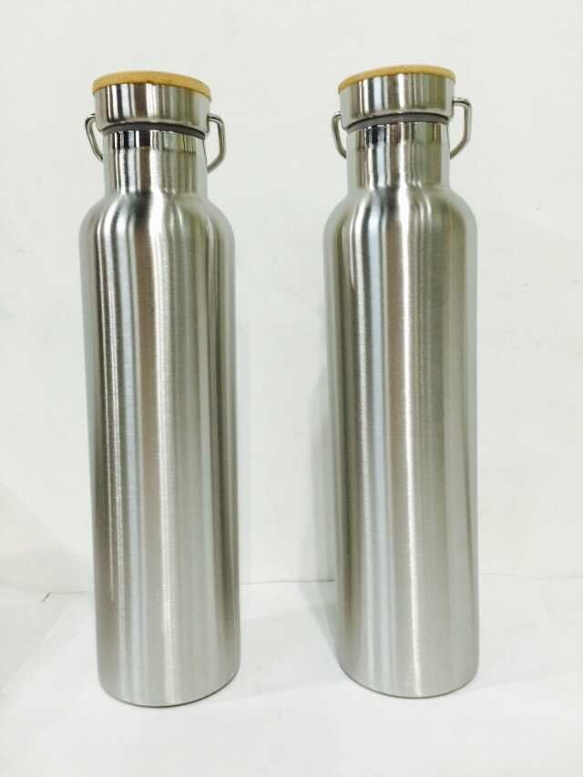Stainless Steel Water Bottle 20oz Vacuum Insulated With