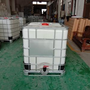 VANACE lid stainless steel naoh sodium hydroxide liquid 42 ibc tank