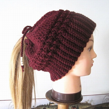 S2868 new design running hats messy bun hats ponytail beanie with ponytail  hole 3edfa5e5582