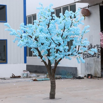 guangzhou factory sell directly artificial cherry tree for decoration