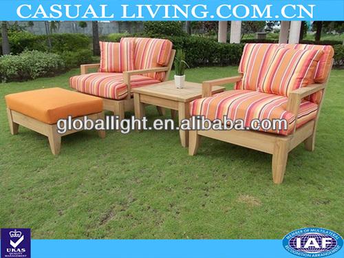 outdoor-holz im garten terrasse sofa lounge-sessel gesetzt-set im, Hause und garten
