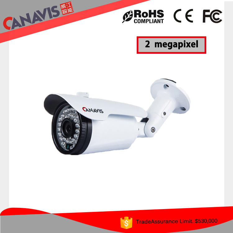 digital waterproof bullet fixed lens suited for any occasion 1080P with ir leds CCTV AHD Camera