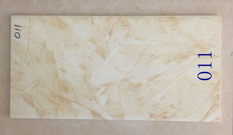300x600mm 3D digital inkjet culture stone ceramic exterior wall tile,