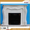 Modern bathroom vanity , Cheap white marble fireplace