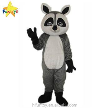 Funtoys Ce Little Raccoon Adult Mascot Costume Halloween Buy