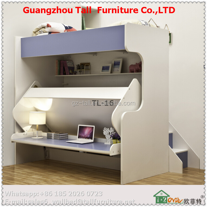New solution for kids bed set furniture kids bunk bed