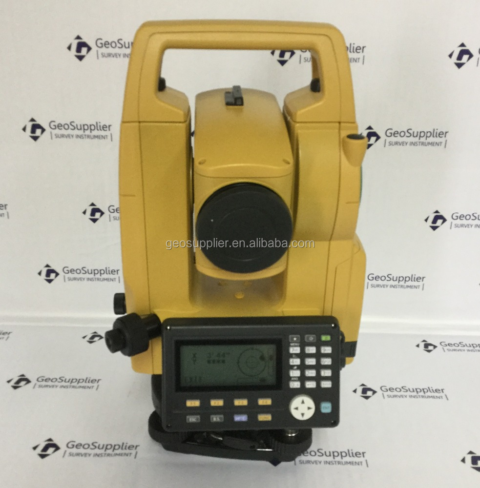 2017 topcon total station Topcon GTS-1002 with 350m reflectorless