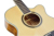 High quality Kaysen guitar 40''Auditorium cutaway body Acoustic guitar (Solid) K-D20S made in China