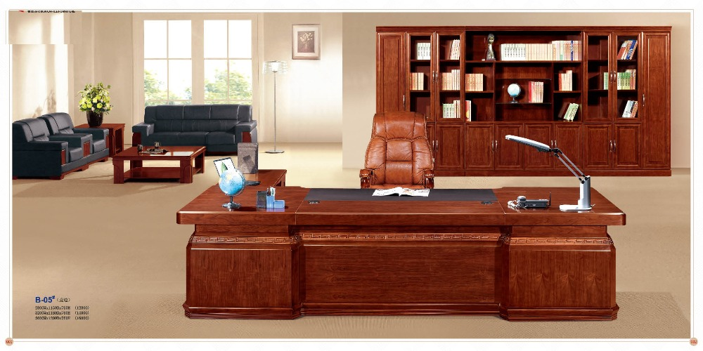 High Quality High Tech Executive Office Desk Factory Sell