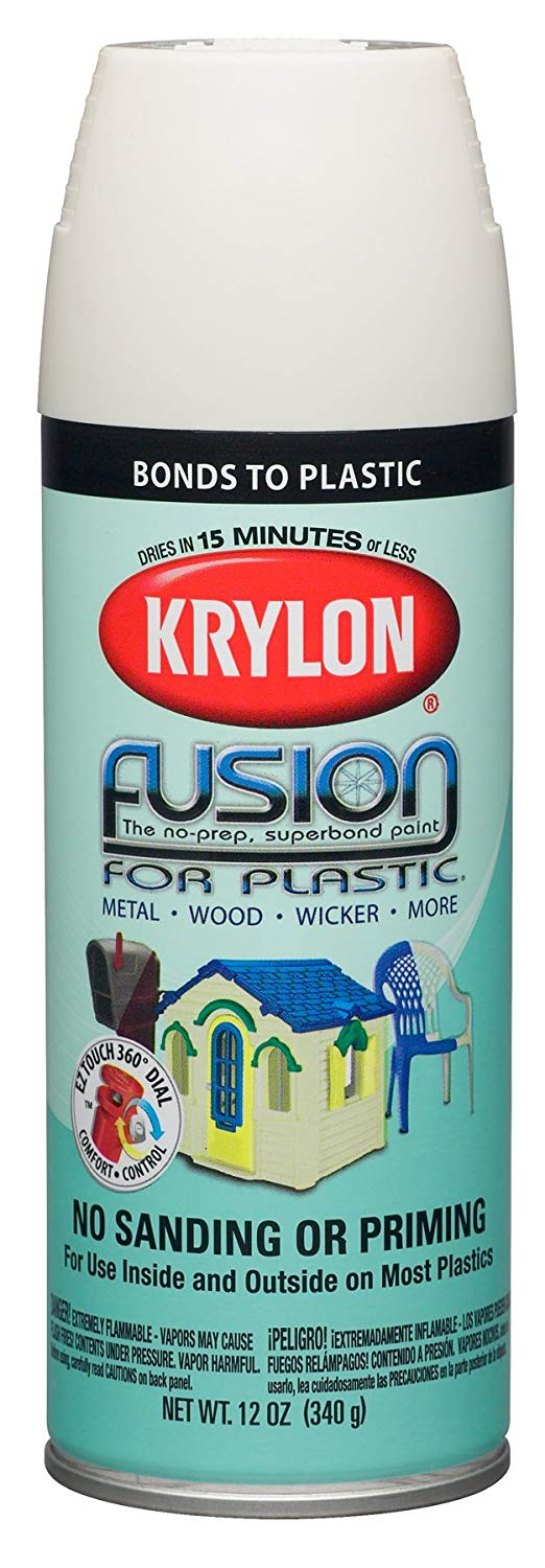 Buy Krylon K02534000 Fusion For Plastic Hammered Finish