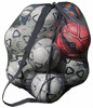 Heavy duty mesh basketball soccer football sports equipment bags