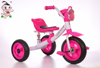 2016 China wholesale new model kids tricycle suspension/music lamp baby children tricycle / cheap kids tricycle