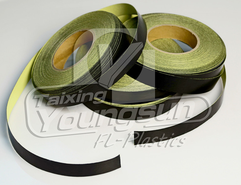 High Temperature Teflon Tape With Release Paper For Pvc