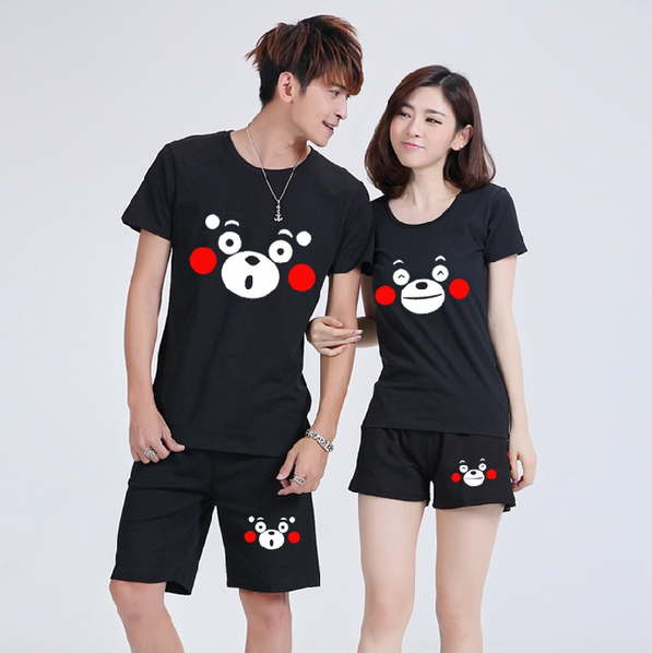 Latest 2018 couple tshirt couple clothes shirts for couple for Couple printed t shirts india