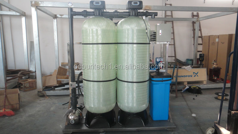 water treatment Carbon Filter Sand Filter