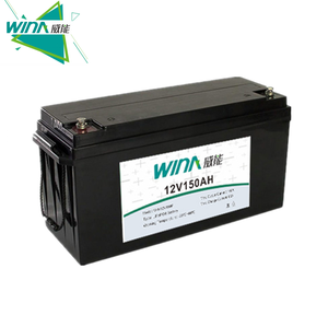 Rechargeable 12v 150ah li-ion battery for solar energy storage system