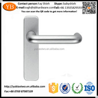 Custom Aluminum Sheet Handles for Kitchen Door