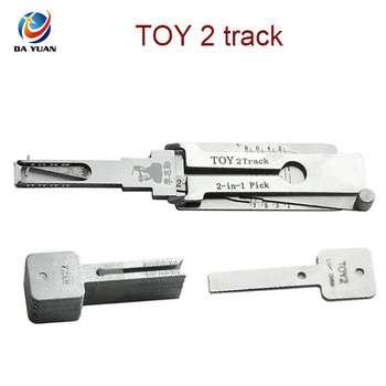LS01120 LISHI TOY 2 Track 2 In 1 Auto Pickset and Decoder
